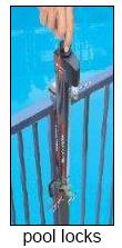 pool-locks